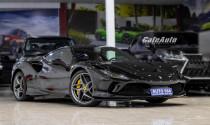 """Khám phá """"siêu ngựa"""" Ferrari F8 Tributo thứ 2 tại Việt Nam: giá 25 tỷ, nội thất màu da bò cực độc"""