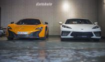 Về Cần Thơ, Chevrolet Corvette C8 tụ họp cùng McLaren 650S và dàn Ford Mustang