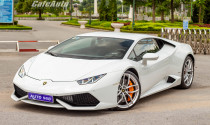 Lamborghini Huracan LP610-4 chào bán hơn 10 tỷ đồng: lựa chọn hay cho người muốn trải nghiệm