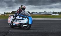 Kỷ lục tốc độ dành cho mô tô chạy điện vừa được phá vỡ ở mức 336,94km/h