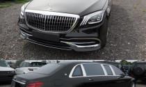 Mercedes-Maybach S650 Pullman siêu dài bất ngờ  cập bến Việt Nam, giá bán không dưới 15 tỷ