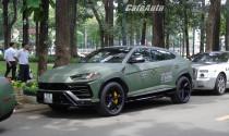 Ngắm Lamborghini Urus hơn 20 tỷ thứ 3  về Việt Nam của ông chủ Cafe Trung Nguyên