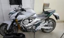 Số phận hẩm hiu của Kawasaki Z800 của tay chơi quái dị tại Việt Nam