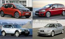 """Top 10 mẫu xe có ngoại hình """"kém sắc"""" đến từ BMW"""