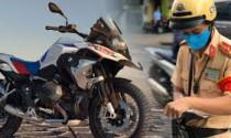 Bí ẩn 2 quái vật BMW R 1250 GSA được bàn giao cho đội CSGT Tp.Hồ Chí Minh