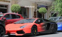 """Lamborghini Aventador LP700-4 lột xác với """"bộ áo"""" trend mới: độ pô giá gần 200 triệu"""