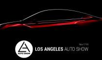 Los Angeles Auto Show 2015