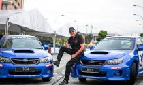 Subaru Russ Swift 2016