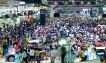 Triển lãm Motor Expo Thái Lan 2017