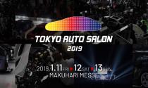 Triển lãm Tokyo Auto Salon 2019