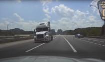 Đâu chỉ riêng Việt Nam, đi ngược chiều trên cao tốc cũng có ở Mỹ