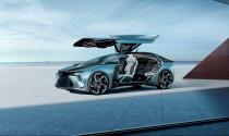Lexus ấp ủ xe điện mang tên RZ 450e?