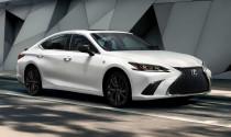 Lexus ES 2021 – Thêm AWD và bản đặc biệt Black Line