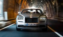 Rolls-Royce ra mắt Dawn 'viên đạn bạc'