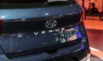 SUV cỡ nhỏ của Hyundai gây bất ngờ với điểm đánh giá an toàn