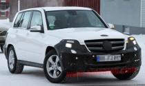 Lộ diện Mercedes GLK bản nâng cấp, SUV đời 2013