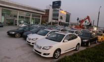 """""""Chiêu"""" bắt chẹt khách mua xe chạy phí của showroom ôtô"""