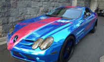 Bộ sưu tập siêu xe 'khủng' ở Nhật Bản