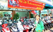 Ế ẩm thị trường xe máy cuối năm