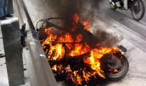 """Xăng """"đểu"""" gây cháy xe, sao chỉ Honda và SYM """"dính""""?"""