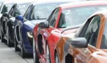 Hơn 1 tỷ USD nhập khẩu ôtô trong năm 2011