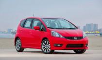 """Honda Fit được đánh giá là """"Xe có giá trị nhất"""""""