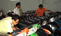 Lắp ráp xe máy nhái, bị phạt 36 triệu đồng