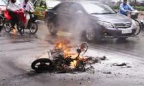 Ngày 15-1 có kết quả vì sao cháy xe