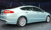 Ra mắt Ford Mondeo thế hệ mới