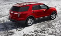 """Hãng xe Mỹ """"trình làng"""" Ford Explorer XLT mới"""