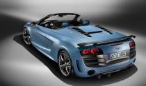 """Audi R8 GT Spyder 2012 cực """"nóng bỏng"""" nhưng giá... """"cắt cổ"""""""