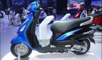 """Suzuki ra mắt """"chiến mã"""" cạnh tranh với Honda Lead"""