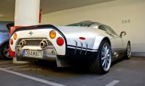 Tổng Thống Obama sở hữu siêu xe Spyker C8