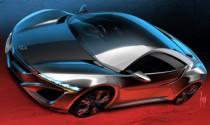 Honda NSX sẽ xuất hiện tại triển lãm Geneva