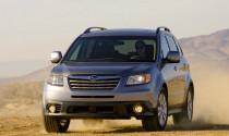 Subaru Tribeca sắp chính thức đến Việt Nam