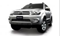 Toyota Việt Nam miễn phí bảo hiểm cho xe Fortuner