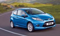 Xe Ford Fiesta được thị trường Việt ưa chuộng