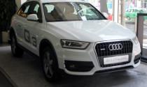 Audi Q3 sắp được phân phối chính thức tại Việt Nam