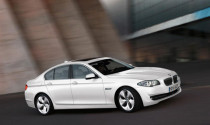 BMW 520i động cơ tiết kiệm nhiên liệu đã đến Việt Nam