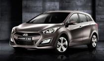 Hyundai cải tiến i30 Wagon 2013