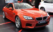 BMW M6 2013 coupe mạnh mẽ hơn bao giờ hết