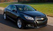 Chevrolet ra mắt Malibu 2013