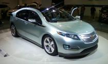 """Chevrolet Volt 2012 đứng đầu bảng danh hiệu """"Xe của Năm"""""""