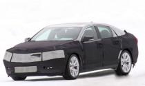 Chevrolet Impala 2014 bị rò rỉ hình ảnh đầu tiên