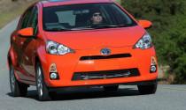 """Toyota Prius C đạt doanh số """"khủng"""" tại thị trường Mỹ"""