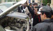 Xe hơi - ước mơ của người Việt
