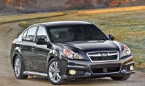 Subaru tiết lộ Legacy và Outback thế hệ 2013