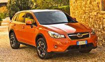 Subaru XV Crosstrek 2013 dành cho thị trường Mỹ