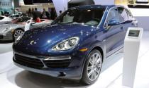 Porsche ra mắt Cayenne Diesel 2013