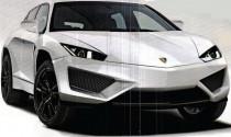 Rò rỉ thông tin mẫu SUV mới của Lamborghini
